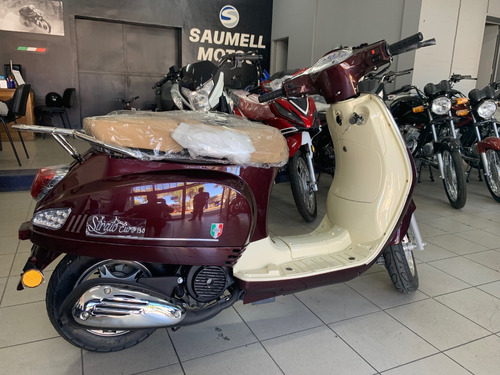 motomel scooter strato euro 150