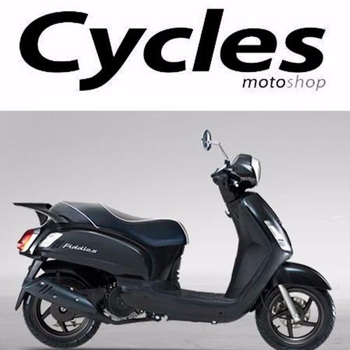 motomel scooter sym150 fiddleii financia con tu dni