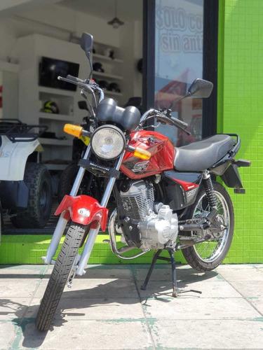 motomel serie 2 150cc. año 2018 2100km