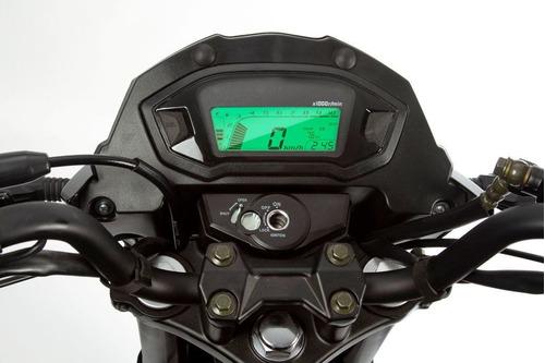motomel sirius 190 0km blanco naked deportiva vc ap motos