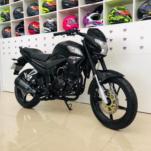 motomel sirius 250 con alarma + casco - motos 32 - la plata