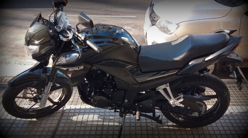 motomel sirius 250 impecable !casco y chaleco de regalo
