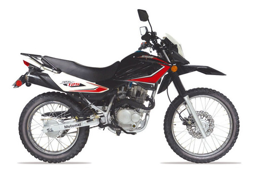 motomel skua 125 - concesionario oficial - bike up