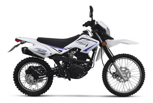 motomel skua 125 xtreme 0km 2020 con casco - motos 32