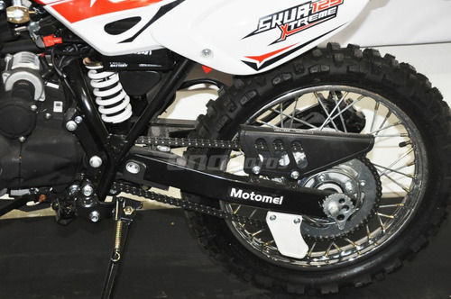 motomel skua 125 xtreme 0km on/off unomotos