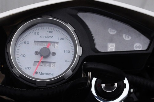 motomel skua 125cc    lomas