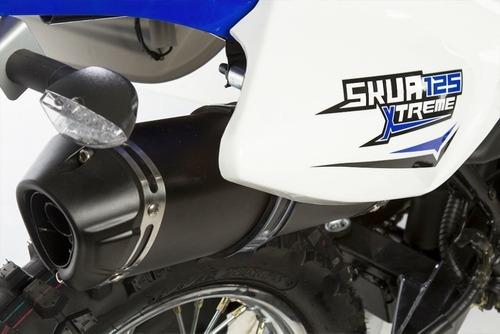 motomel skua 125cc - motozuni  longchamps