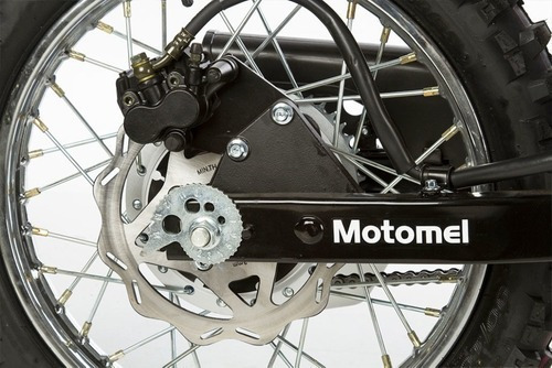 motomel skua 125cc - motozuni luján