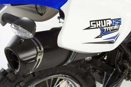 motomel skua 125cc - motozuni  merlo