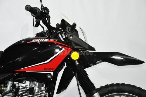 motomel skua 150   0km 150cc enduro linea 2019 sk1