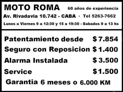 motomel skua 150 18ctas$7.662 silver motoroma (200 250)