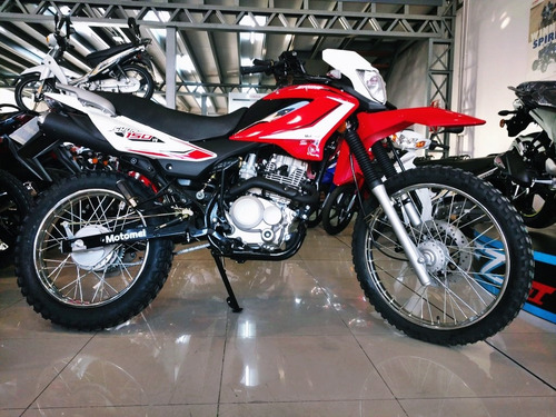 motomel skua 150 2019 enduro financiación personal dni 100%
