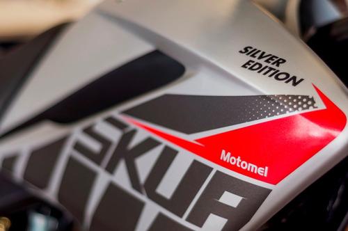 motomel skua 150 silver edición envios a todo el pais