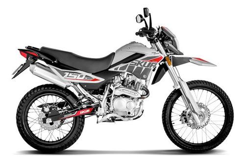 motomel skua 150 silver edition motocross off road