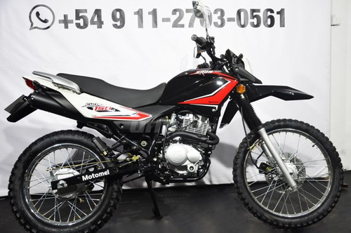 motomel skua 150 v6 0km linea 2019 off road