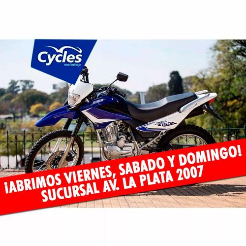 motomel skua 150 v6 moto 0km cycles el mejor precio