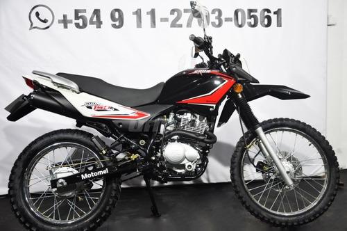 motomel skua 150 v6 nuevo modelo 0km 150cc linea 2020 sk1