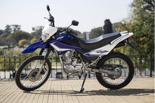 motomel skua 150 v6 - oferta especial - motos 32