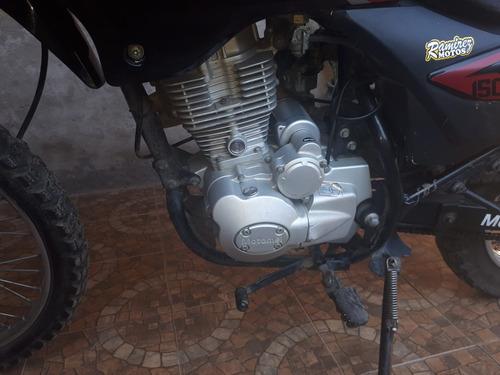 motomel skua 150cc - 2016