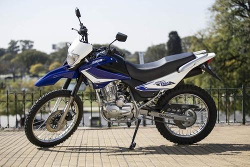 motomel skua 150cc - motozuni  la plata