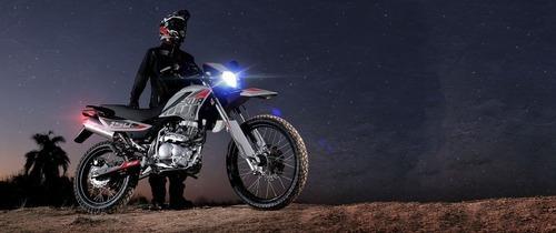 motomel skua 150cc silver   libertad