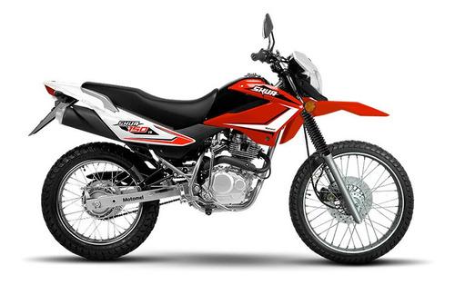 motomel skua 150cc v6 0km.- envios a todo el pais.