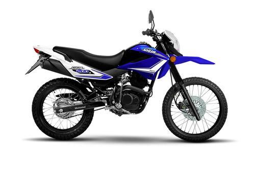 motomel skua 200 0 km 2019 enduro cross cros 999 motos