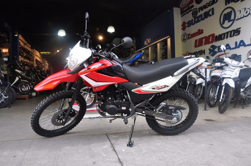 motomel skua 200 0km cross unomotos