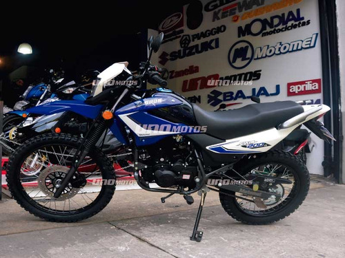 motomel skua 200 0km on/off unomotos