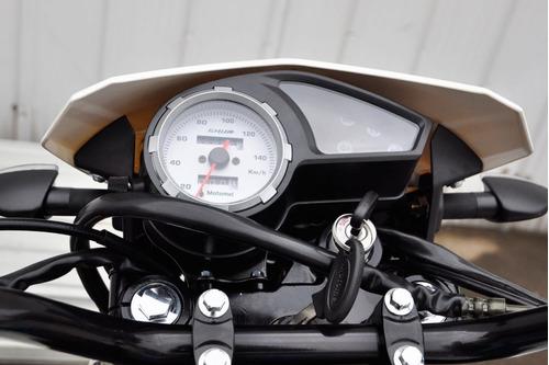 motomel skua 200 v6 0km - buenos aires mortorsports -