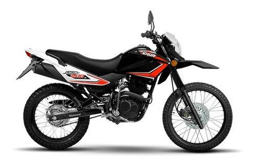 motomel skua 200cc motozuni avellaneda