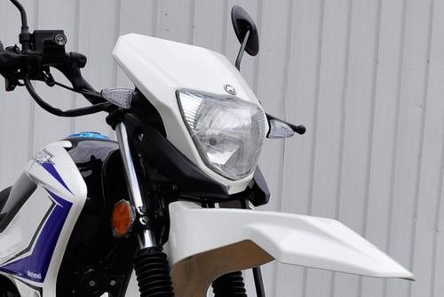 motomel skua 200cc - motozuni  escobar