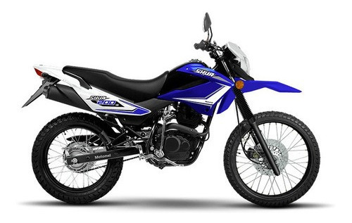 motomel skua 200cc  motozuni m. grande