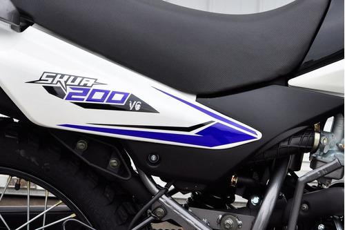 motomel, skua 200cc, motozuni monte grande