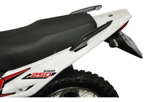 motomel skua 250 2019 zanella zr 250 lt new