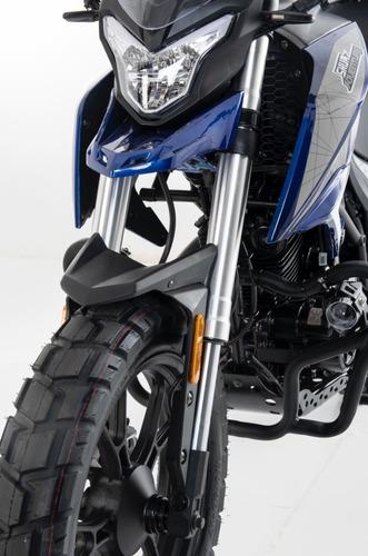 motomel skua 250 adventure - ahora 12/18 -k1000 motos