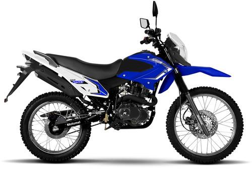 motomel skua 250 base nuevo enduro cross 0km urquiza motos