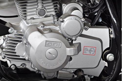 motomel skua 250 pro 0km 2020 con casco - motos 32