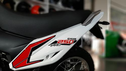 motomel skua 250cc pro full.. 0km.envios a todo el pais
