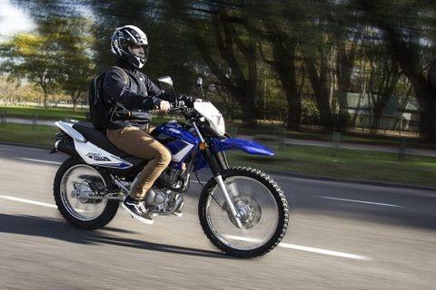 motomel skua v6 150 2018 0km blanco ap motos