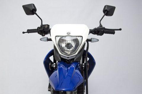 motomel skua v6 200 negra 0km guerrero corven ap motos
