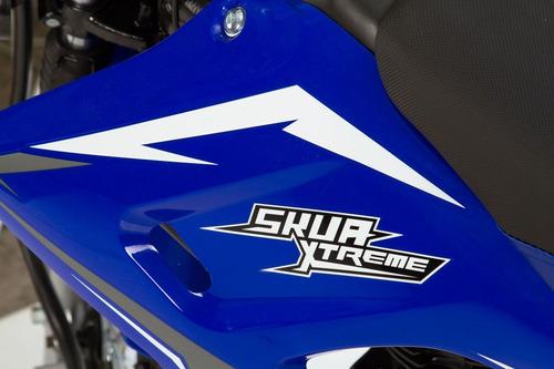 motomel skua xtreme enduro 125 0km ap motos xr 125  envios
