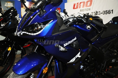 motomel sr 200 pista carenada 2020 0km