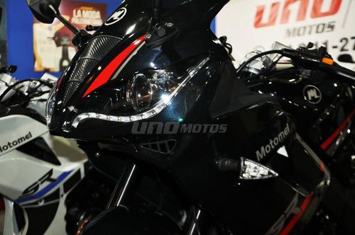 motomel sr 200 r 0km 200cc  año 2018 outlet