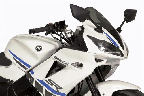 motomel sr 200 r  motozuni m. grande