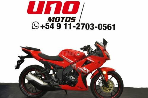 motomel sr 200 r pista 0km 200cc  año 2018