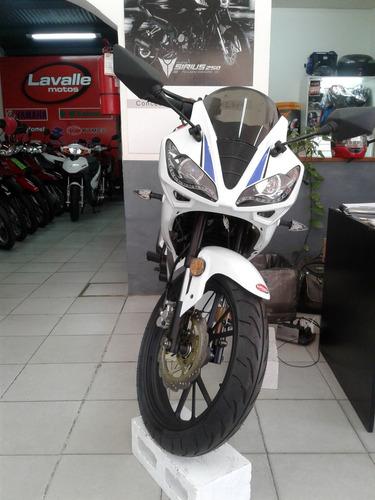 motomel sr200 motos