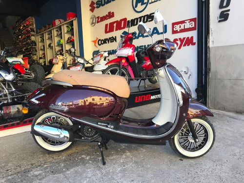 motomel strato 150 scooter