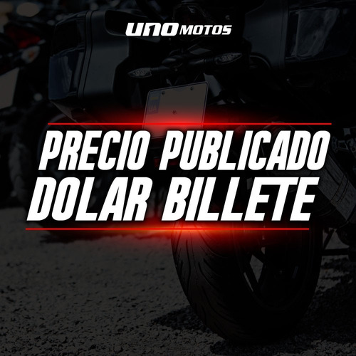 motomel strato alpino 150 dolar billete