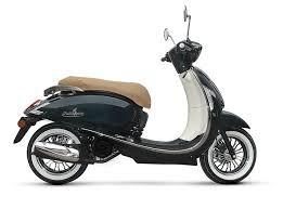 motomel strato alpino 150 retro scooter moto delta tigre